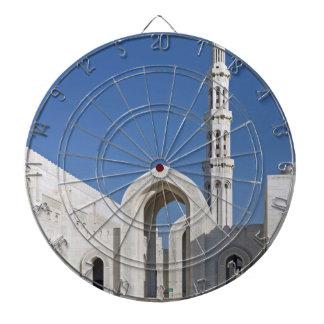 Sultanato magnífico Omán de Muscat de la mezquita  Tablero Dardos