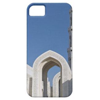 Sultanato magnífico Omán de Muscat de la mezquita  iPhone 5 Cárcasa