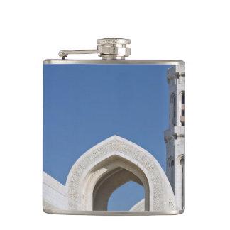 Sultanato magnífico Omán de Muscat de la mezquita