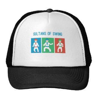 Sultanes del oscilación gorras