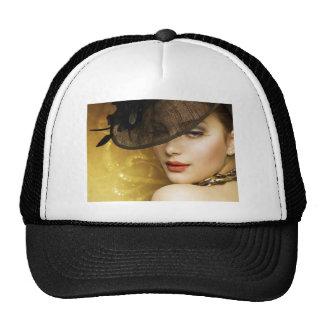 Sultry Lady Trucker Hat