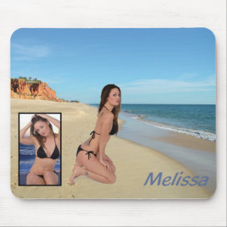 Sultry Penthouse Pet Mouse Pad