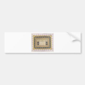 Sulus Nesih Kit'aHafiz Osman by Hafiz Osman Bumper Sticker