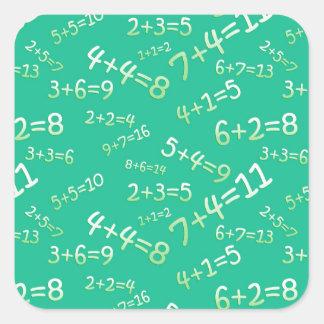Sum in the slate - green Model