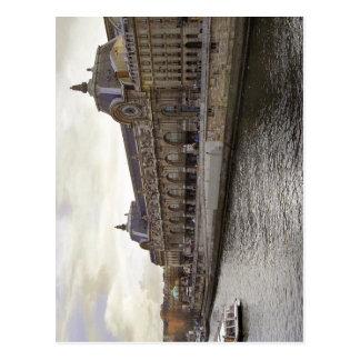 Sum?rio Description Portugu?s: Fachada do Museu de Postcard