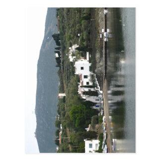 Sumario Description Casa de Salvador Dal? en Portl Postcard