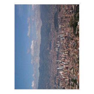 Sumario Description Panoramica de Medell?n, Colomb Postcard