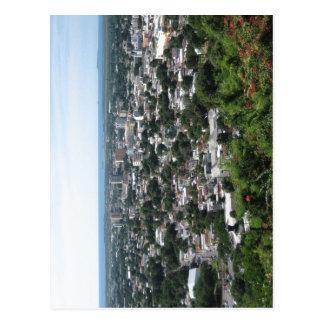 Sumario Ponce, Puerto Rico center hereby publish i Postcard
