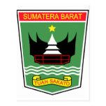 Sumatra del oeste, Indonesia Postales