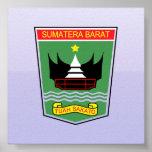 Sumatra del oeste, Indonesia Posters