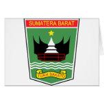 Sumatra del oeste, Indonesia Tarjetas