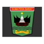 Sumatra del oeste, Indonesia Tarjetas Postales