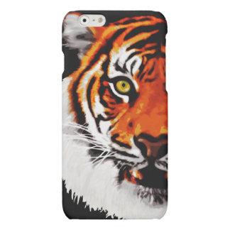 Sumatran Tiger Art Realistic Digital Painting Matte iPhone 6 Case