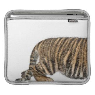 Sumatran Tiger cub 2 iPad Sleeve