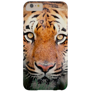 Sumatran Tiger Eyes Barely There iPhone 6 Plus Case