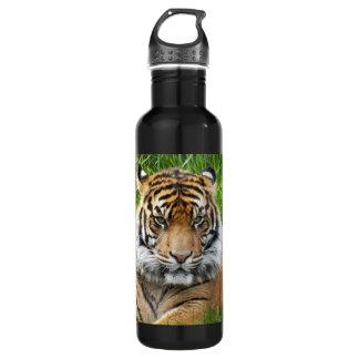 Sumatran Tiger Photo Water Bottle