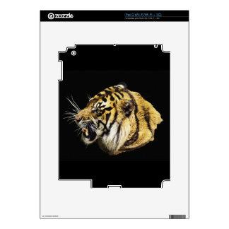 Sumatran Tiger Wildlife Big Cat-Lover Skins Decal For The iPad 2