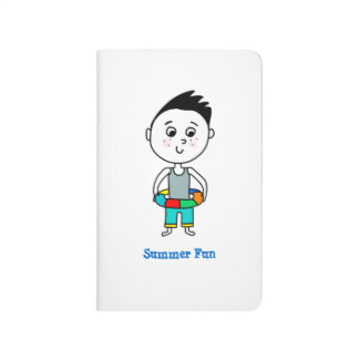 Sumer Fun Pocket Journal