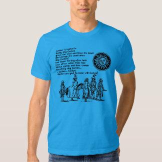 Sumer Is Icumen In Tee Shirts