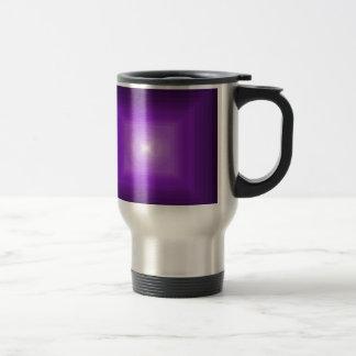 Sumergido en el diseño púrpura CricketDiane del Taza Térmica