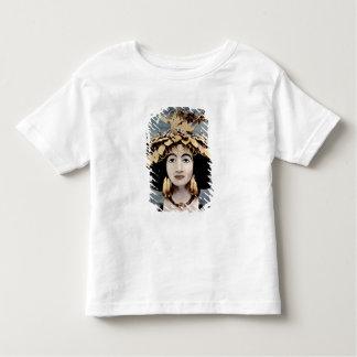 Sumerian headdress worn by Queen Shub-ad Toddler T-shirt