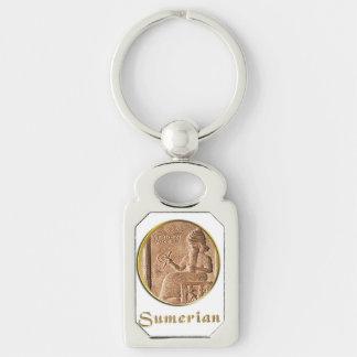 sumerian keychain