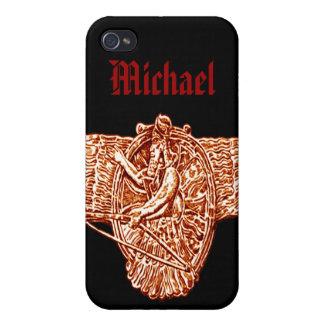 Sumerian Mythology Winged Gods Custom iPhone Speck Case For iPhone 4
