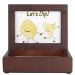 ¡Sumerjamos! (Patata del dibujo animado y Caja De Recuerdos