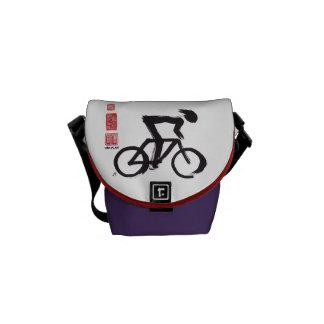 "SumiCyclist ""Emancipation"" Rickshaw Bag Messenger Bag"