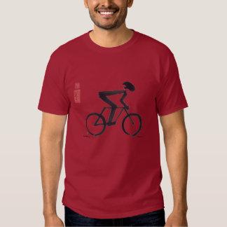 """SumiCyclist """"escapada"""" para las oscuridades Remera"""