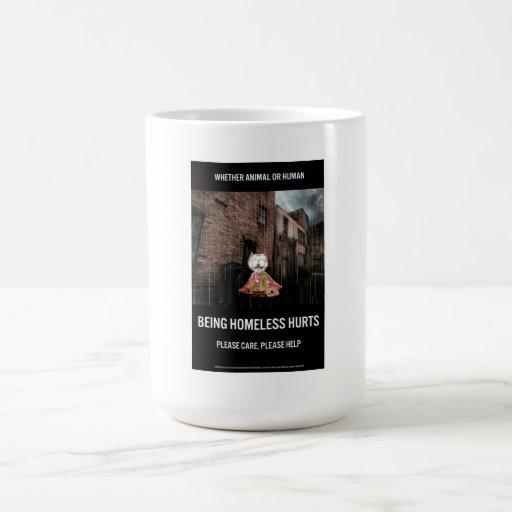 Sumie sin hogar 1 tazas