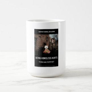Sumie sin hogar 1 taza clásica