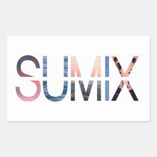 Sumix Logo Sticker