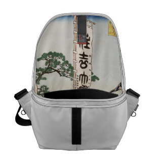 Sumiyoshi Festival, Tsukudajima. Messenger Bag