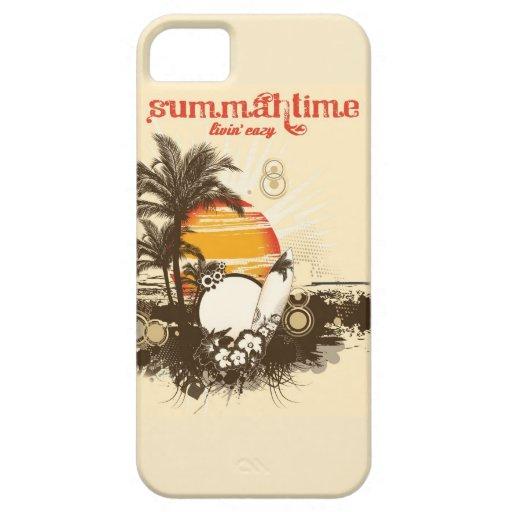Summahtime iPhone 5 Covers