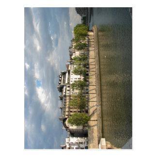 Summary Camera location ?le Saint-Louis - Quai d'O Postcard