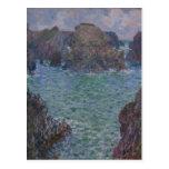 Summary Claude Monet 'Port-Goulphar, Belle-?le' 'P Post Card