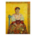 Summary Description Portrait of Italian woman Date Post Cards