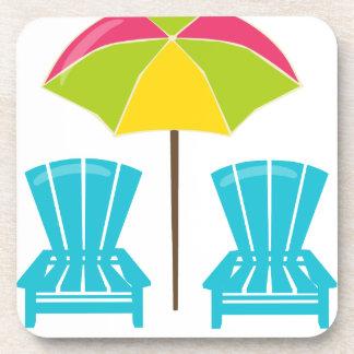 Summe rFun-Umbrella&Chairs. Posavasos De Bebidas