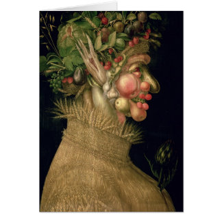 Summer, 1563, card