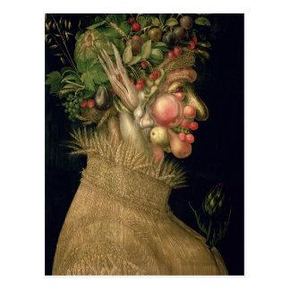 Summer, 1563, postcard
