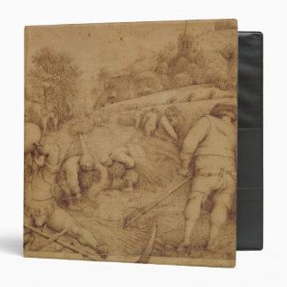 Summer, 1568 3 ring binder
