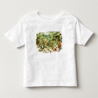 Summer, 1570-80 toddler t-shirt