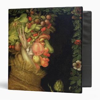 Summer, 1573 binder