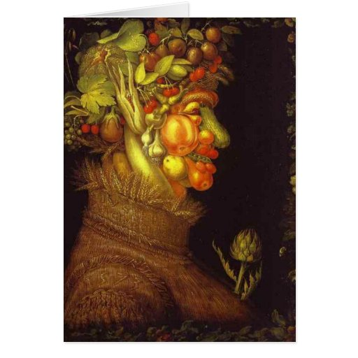 Summer - 1573 card
