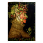 Summer, 1573 greeting card