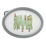 Summer 2 belt buckle