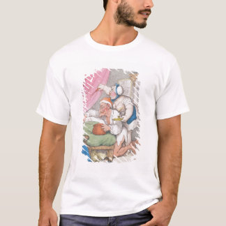 Summer Amusement. Bug Hunting T-Shirt