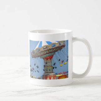 Summer amusement coffee mugs
