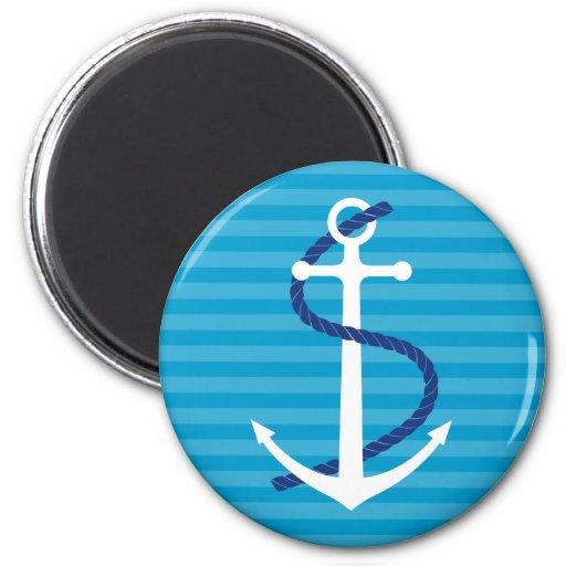 Summer Anchor Magnet